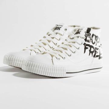 British Knights Sneaker Slider PU bianco