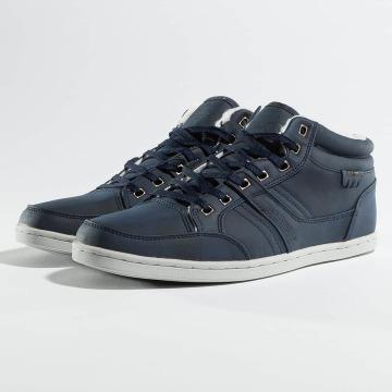British Knights Sneaker Re-Style Mid PU WL blu