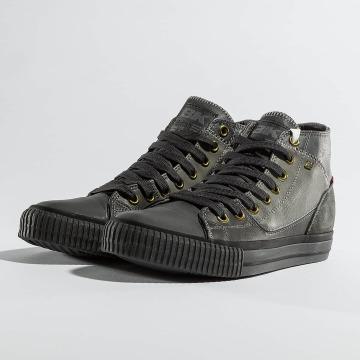 British Knights Sneaker Slider PU Suede grau