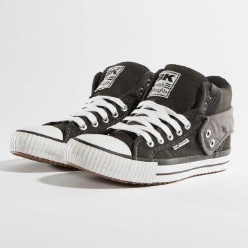 British Knights Sneaker Roco Suede Profile grigio