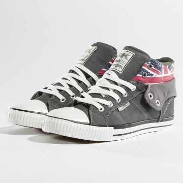 British Knights Sneaker Roco PU grigio