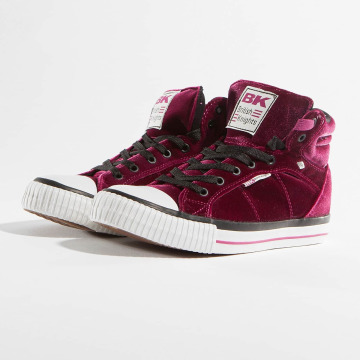 British Knights Sneaker Dee Textile pink