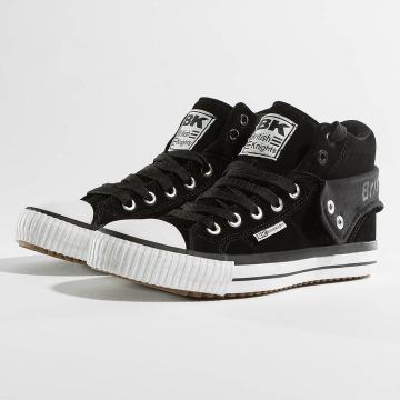 British Knights Sneaker Roco Suede Profile schwarz