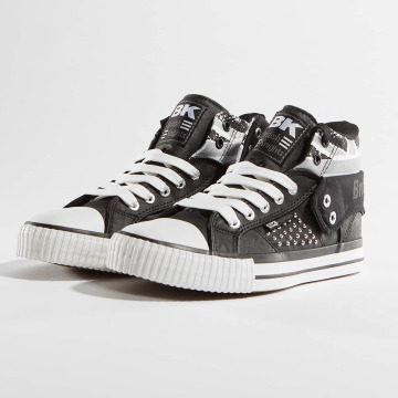 British Knights Sneakers Roco PU Rivets black