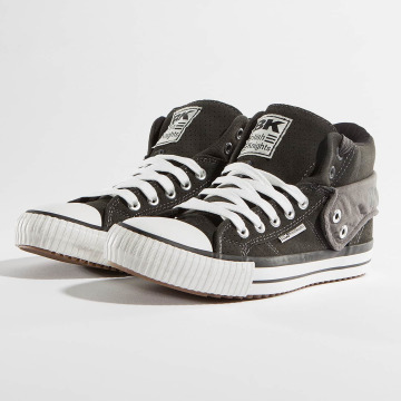 British Knights Sneakers Roco Suede Profile grey
