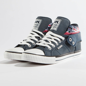 British Knights Sneakers Roco PU modrá