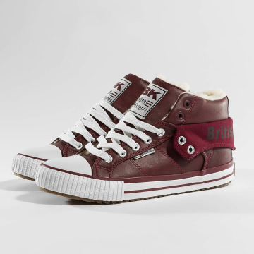British Knights Sneakers Roco PU WL Profile red