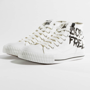 British Knights Sneakers Slider PU white