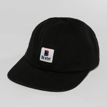 Brixton Snapback Cap Stowell Mp black