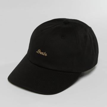 Brixton Snapback Cap Westchester schwarz