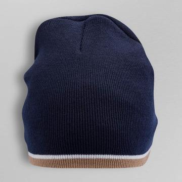 Cap Crony Beanie 3Tone blauw