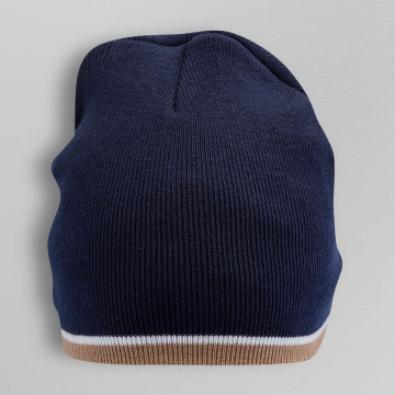 Cap Crony Beanie 3Tone blu