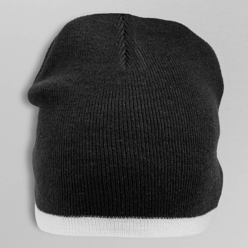 Cap Crony Beanie Single Striped schwarz