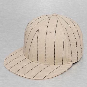 Cap Crony Fitted Cap Pin Striped cachi