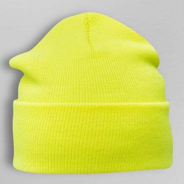 Cap Crony Hat-1 Neon Acrylic Long yellow