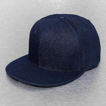 Cap Crony Snapback Cap Denim blue