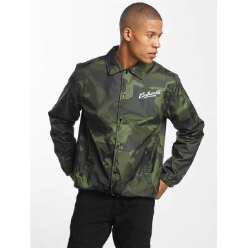 Carhartt WIP Демисезонная куртка WIP Coach зеленый
