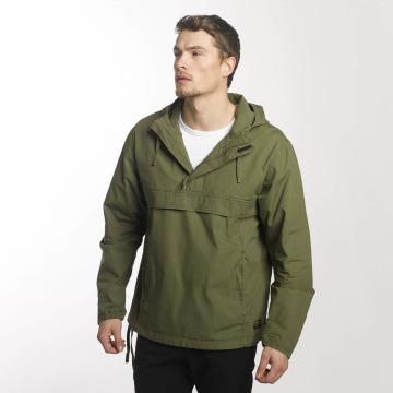 Carhartt WIP Демисезонная куртка Columbia Vega зеленый