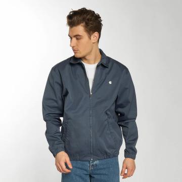 Carhartt WIP Демисезонная куртка Questa Madison синий