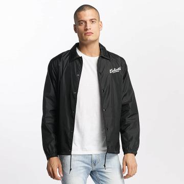 Carhartt WIP Демисезонная куртка Coach черный