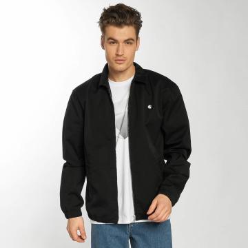 Carhartt WIP Демисезонная куртка Questa Madison черный