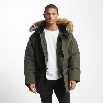 Carhartt WIP Зимняя куртка WIP Anchorage зеленый