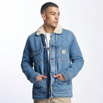 Carhartt WIP Зимняя куртка Edgewood синий