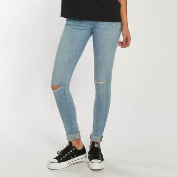 Carhartt WIP Облегающие джинсы Costa Meza Anny синий