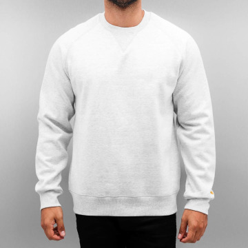 Carhartt WIP Пуловер Chase белый