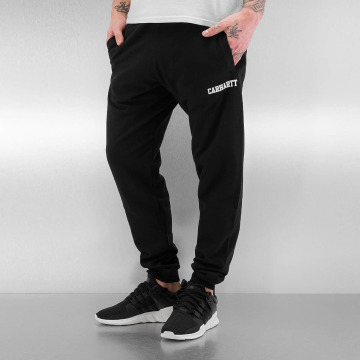 Carhartt WIP Спортивные брюки College черный