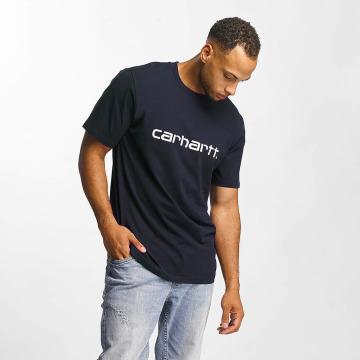 Carhartt WIP Футболка Script синий
