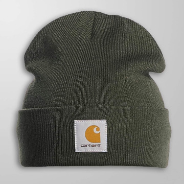 Carhartt WIP Beanie Short Watch grün