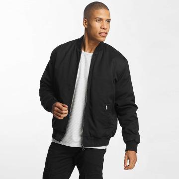 Carhartt WIP Bomber jacket Denison Douglas black