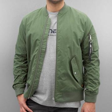 Carhartt WIP Bomber jacket Adams green