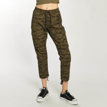 Carhartt WIP Cargo Lane Camper Ankle camouflage