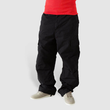 Carhartt WIP Cargo pants Columbia Loose black