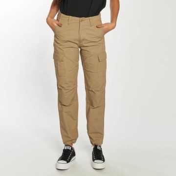 Carhartt WIP Cargohose Columbia Aviation braun