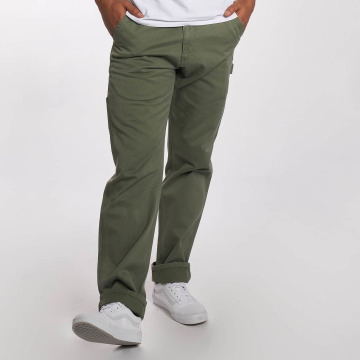 Carhartt WIP Chino WIP Millington Ruck Single Knee Regular Tapered Fit grün