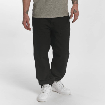 Carhartt WIP Chino pants Dearborn Double Knee black