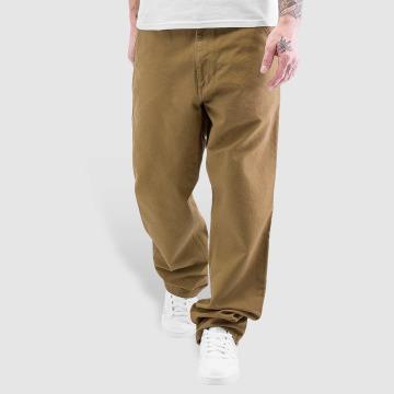 Carhartt WIP Chino pants Turner Single Knee brown