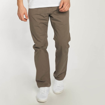 Carhartt WIP Chino pants Newcomb Chalk gray