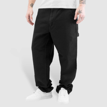 Carhartt WIP Chinot/Kangashousut Turner Single Knee musta