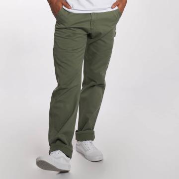 Carhartt WIP Chinot/Kangashousut WIP Millington Ruck Single Knee Regular Tapered Fit vihreä