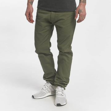 Carhartt WIP Dżinsy straight fit Vicious Pants brazowy