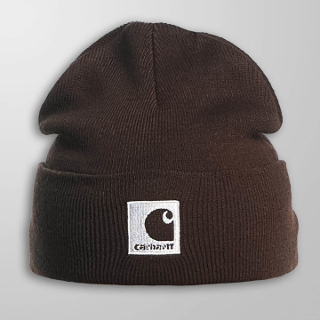 Carhartt WIP Hat-1 Lewiston brown