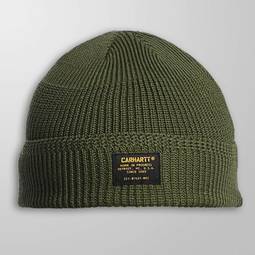 Carhartt WIP Hat-1 Truman green