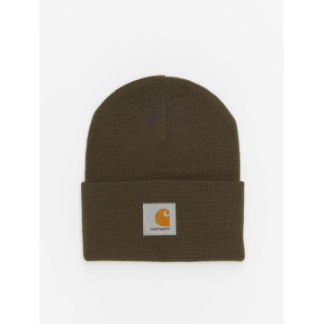 Carhartt WIP Hat-1 Acrylic Watch olive