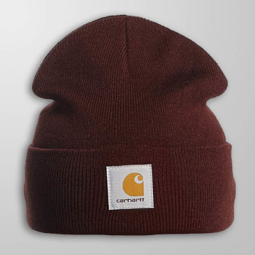 Carhartt WIP Hat-1 Short Watch red