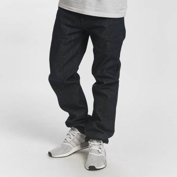 Carhartt WIP Jeans straight fit Milton Pontiac blu