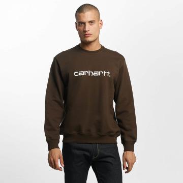 Carhartt WIP Jumper frequenzy brown